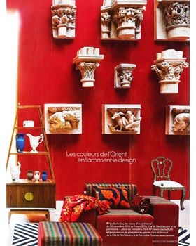 ELLE DECORATION France December 2014