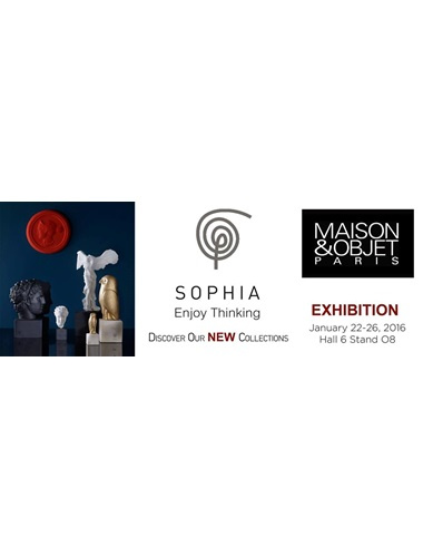 Maison Objet Paris January 2016