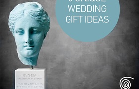 5 impressive wedding gifts!