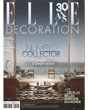 ELLE DECORATION France June 2017