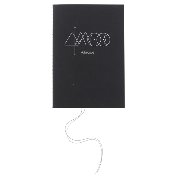 Notebook DIALOGUE BLACK