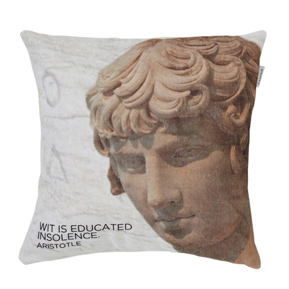 Think Cushion Cover