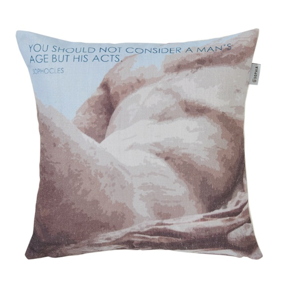 Body Cushion Cover