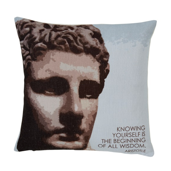 Young Beauty Cushion Cover