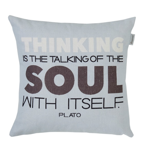 Soul  Quotes Cushion Cover