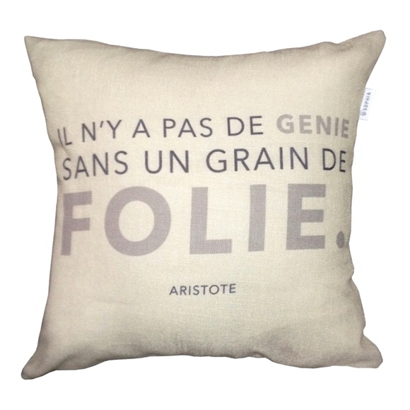 Folie Cushion Cover