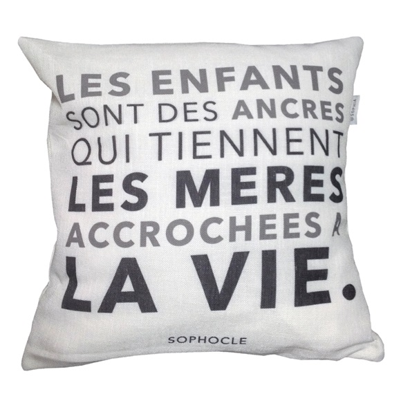 La Vie Cushion Cover