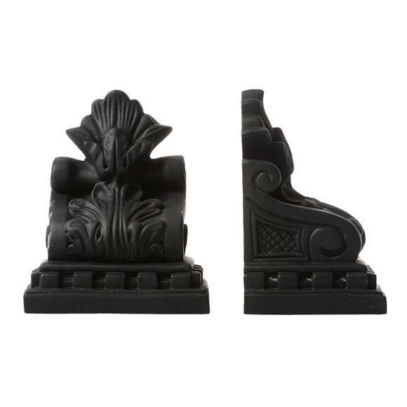 Astris Set of 2  Bookends