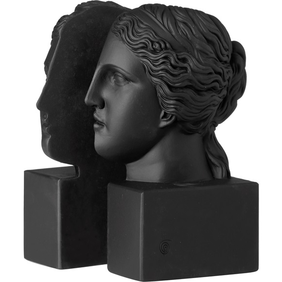 Venus Set of 2  Bookends