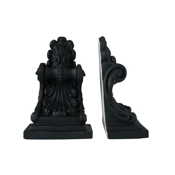 Oceanid Set of 2 Bookends