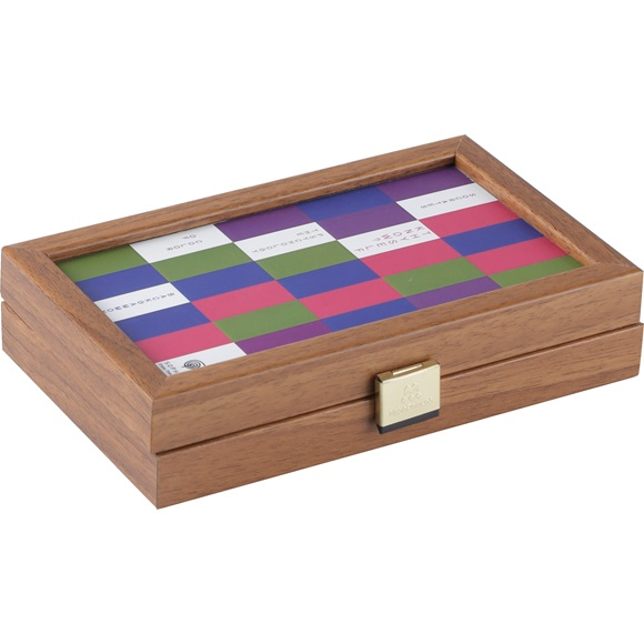 Know Thyself ?- The Psychology of Color Backgammon Travel Size