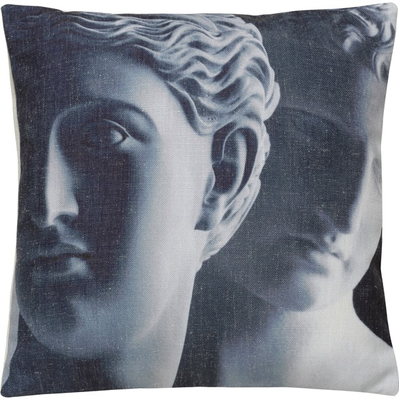 Artemis & Marathon Boy Blue Cushion Cover