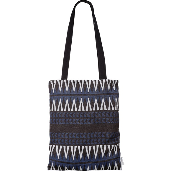 Geometric Shopper Bag