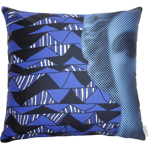 Cushion Cover Venus Triangle 43x43cm