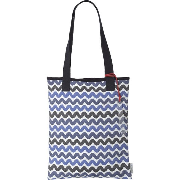 Waves Shopper Bag