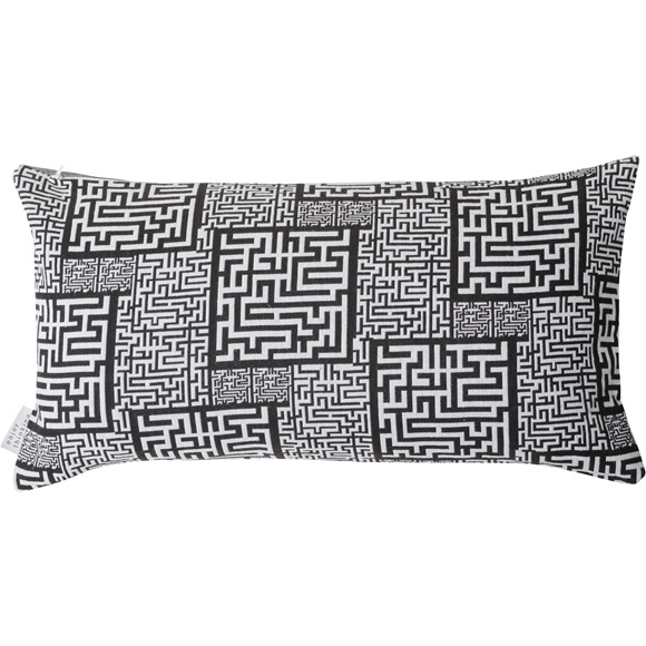Cushion Cover Maze 27x50cm