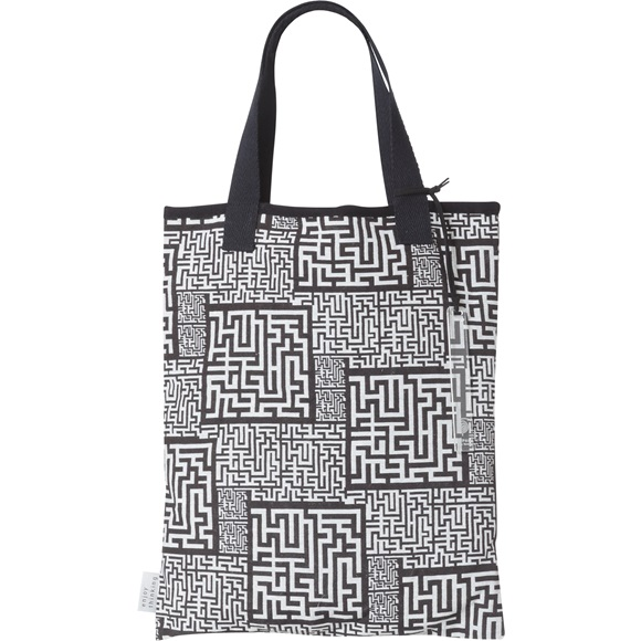 Maze Shopper Bag