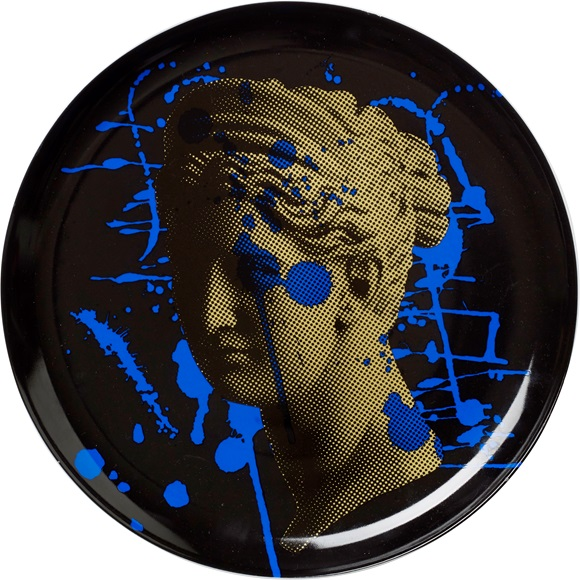 Wall Decor Plate Artemis Splash