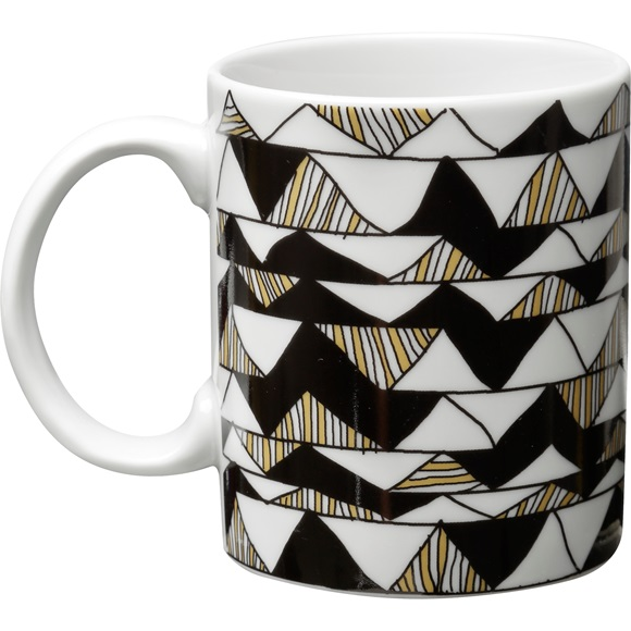 Mug Venus Triangles