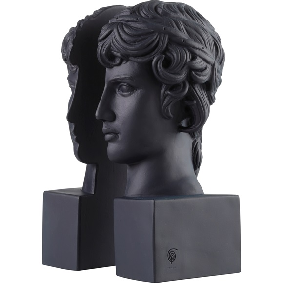 Antinoos Set of 2 Bookend