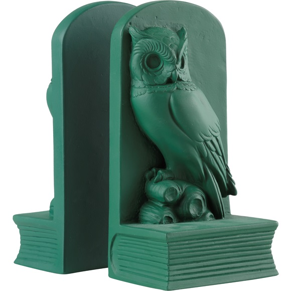 Owl Set 2 Bookends