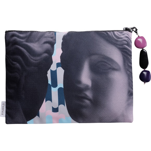 Venus & Artemis Waves Clutch