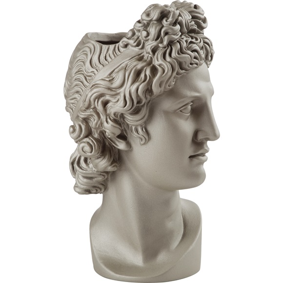 Apollo Head Vase