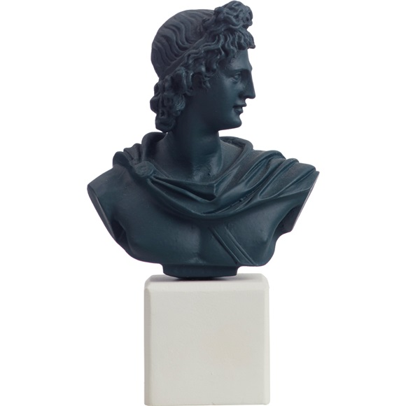 Apollo Bust Small
