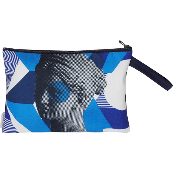 Clutch Artemis Pop blue