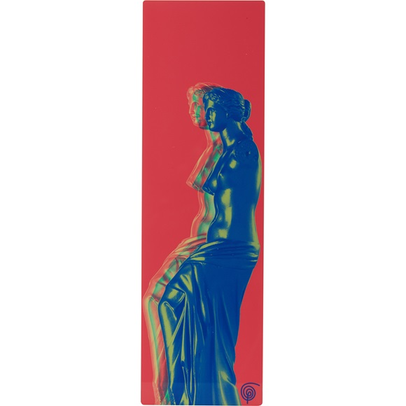 Wall Art Venus Profile Red