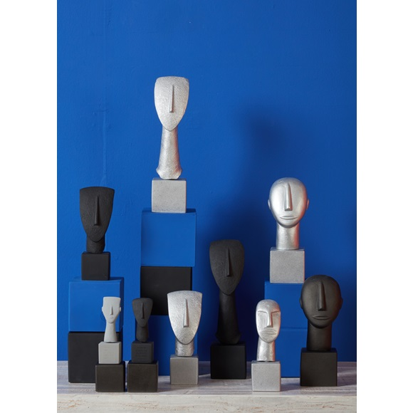 Cycladic Face Woman small
