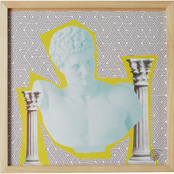 Wall art Hermes