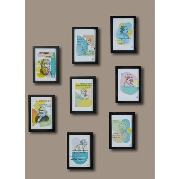 Wall art Voltaire